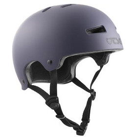 TSG Evolution Solid Color Kask rowerowy, satin lavandula